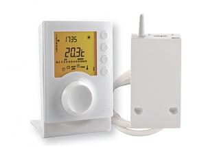 Instalaciones y venta termostato inal mbrico delta dore - Termostato inalambrico precios ...