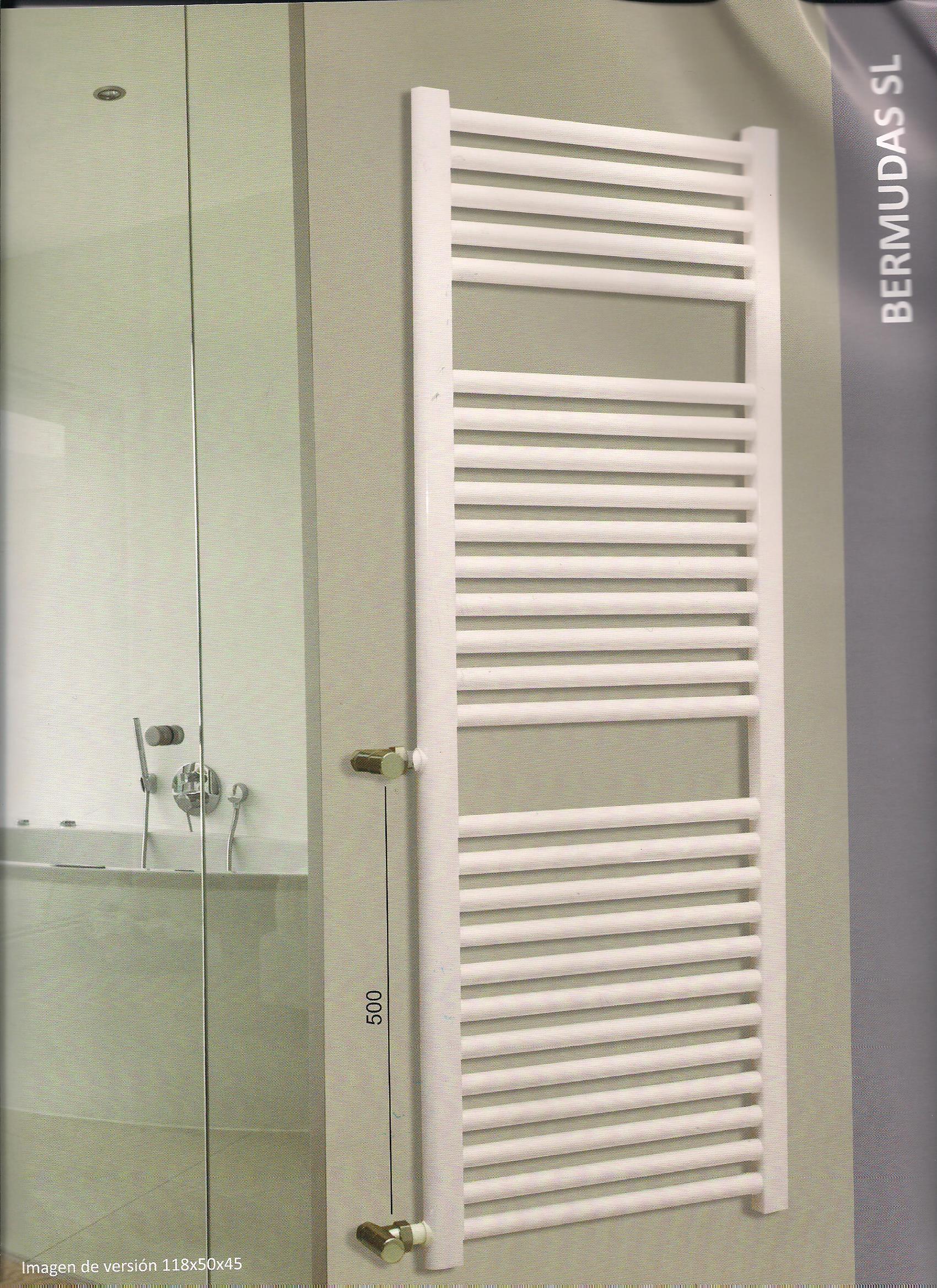 Instalaciones y venta toallero bermudas sl blanco 1180x500 - Humidificador para radiadores ...