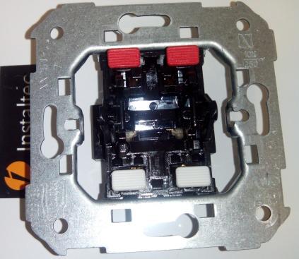 Instalaciones y venta mecanismo doble conmutador simon - Interruptor de cruce ...