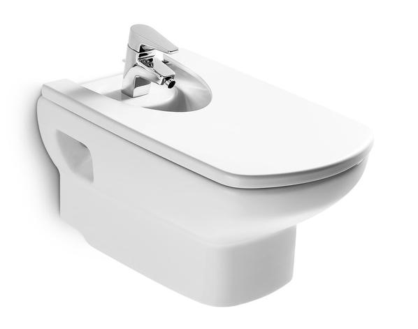Instalaciones y venta tapa bid dama senso compacto de for Roca dama compacto