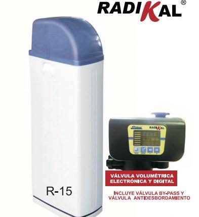 Instalaciones y venta descalcificador radikal cocorriente for Precio instalacion descalcificador