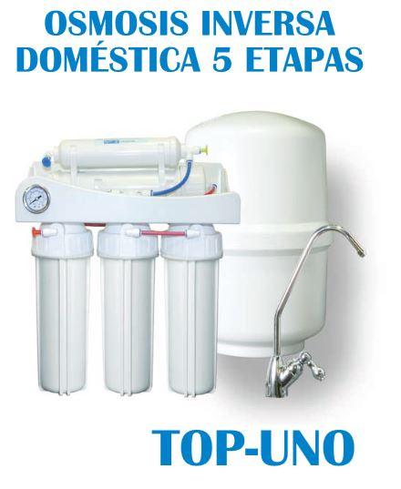 Instalaciones Y Venta Top Uno Osmosis Inversa 5 Etapas Instaltec Burjassot Valencia