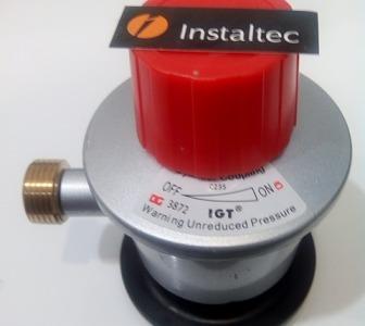 Instalaciones y venta regulador gas butano salida libre for Salida libre