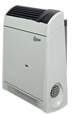 Radiador a gas Echo XN18