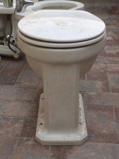 Instalaciones y venta tapa wc concreto de roca instaltec for Inodoro roca antiguo